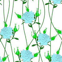 Seamless  background with flower roses. Could be used as seamless wallpaper, textile, wrapping paper or background 60016011129| 写真素材・ストックフォト・画像・イラスト素材|アマナイメージズ