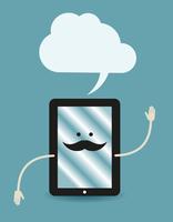 tablet PC poster 60016017104| 写真素材・ストックフォト・画像・イラスト素材|アマナイメージズ