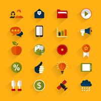 Set of icons for web design. A vector illustration 60016029669  写真素材・ストックフォト・画像・イラスト素材 アマナイメージズ
