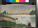 The Rainbow Study for 'Bathers at Asnieres'