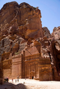 Petra. Jordan. Middle East. Asia