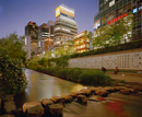 Cheonggyecheon Park, Central Seoul