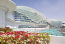 Viceroy Hotel and Formula 1 Racetrack, Yas Island, Abu Dhabi, United Arab Emirates, Middle East