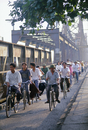 Cyclists, Vietnam, Indochina, Southeast Asia, Asia