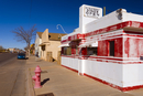 USA, Arizona, Winslow, Highway Diner (a Valentine Diner)