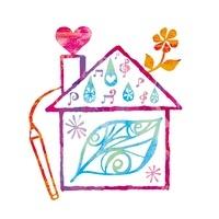 家と葉 02221000239| 写真素材・ストックフォト・画像・イラスト素材|アマナイメージズ