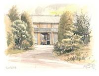 旧富岡製糸工場 02398000245| 写真素材・ストックフォト・画像・イラスト素材|アマナイメージズ