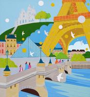 世界遺産 パリ セーヌ河岸 02422000078| 写真素材・ストックフォト・画像・イラスト素材|アマナイメージズ