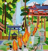 世界遺産 熊野古道 02422000082| 写真素材・ストックフォト・画像・イラスト素材|アマナイメージズ