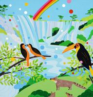 世界遺産 ブラジル イグアス国立公園 02422000084| 写真素材・ストックフォト・画像・イラスト素材|アマナイメージズ