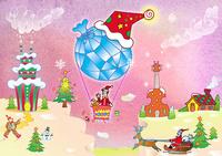 クリスマスの風景 02432000392| 写真素材・ストックフォト・画像・イラスト素材|アマナイメージズ