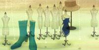 トルソとブーツと帽子 02456000011  写真素材・ストックフォト・画像・イラスト素材 アマナイメージズ
