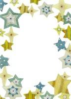 星のフレーム 02456000034  写真素材・ストックフォト・画像・イラスト素材 アマナイメージズ