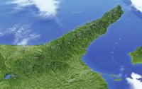 GEOART知床 雲・文字情報有 02614001074| 写真素材・ストックフォト・画像・イラスト素材|アマナイメージズ
