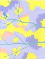 木にとまる鳥 02632000026| 写真素材・ストックフォト・画像・イラスト素材|アマナイメージズ