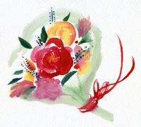 花束 02665000016  写真素材・ストックフォト・画像・イラスト素材 アマナイメージズ