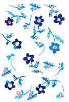 たくさんの青い小さな花 02804000010| 写真素材・ストックフォト・画像・イラスト素材|アマナイメージズ