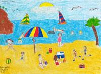 ビーチ 20020000816| 写真素材・ストックフォト・画像・イラスト素材|アマナイメージズ