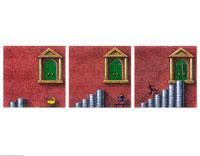 Illustration of Saving for Education 20025029579  写真素材・ストックフォト・画像・イラスト素材 アマナイメージズ