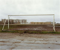 Soccer Net and Field Narva