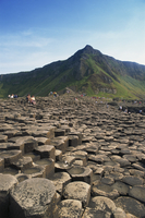 Giants Causeway, UNESCO World Heritage Site, County Antrim, Ulster, Northern Ireland, United Kingdom, Europe 20025348361| 写真素材・ストックフォト・画像・イラスト素材|アマナイメージズ