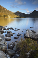 Cradle Mountain and Dove Lake, Cradle Mountain-Lake St. Clair National Park, UNESCO World Heritage Site, Tasmania, Australia, Pa 20025365753| 写真素材・ストックフォト・画像・イラスト素材|アマナイメージズ