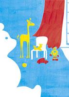 子供部屋 20037003394| 写真素材・ストックフォト・画像・イラスト素材|アマナイメージズ