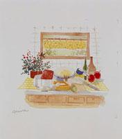 キッチン 20037004306| 写真素材・ストックフォト・画像・イラスト素材|アマナイメージズ