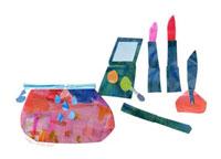 化粧品 20041000394| 写真素材・ストックフォト・画像・イラスト素材|アマナイメージズ