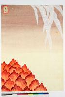 友禅図案 20046000990| 写真素材・ストックフォト・画像・イラスト素材|アマナイメージズ