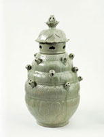 Funerary Jar. China, late 1st century- early 2nd century