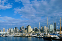 Canada. Vancouver Downtown Skyline and The Marina 20053009491| 写真素材・ストックフォト・画像・イラスト素材|アマナイメージズ