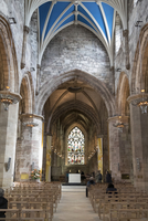 Interior looking east from the nave, St. Giles' Cathedral, Edinburgh, Scotland, United Kingdom, Europe 20062026061| 写真素材・ストックフォト・画像・イラスト素材|アマナイメージズ