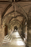 Chester Cathedral cloisters, Cheshire, England, United Kingdom, Europe 20062026123| 写真素材・ストックフォト・画像・イラスト素材|アマナイメージズ