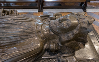 Effigy of King John, Worcester Cathedral, Worcester, England, United Kingdom, Europe 20062026140| 写真素材・ストックフォト・画像・イラスト素材|アマナイメージズ