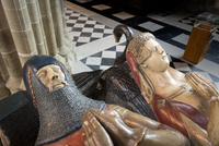 Beauchamp Tomb, Worcester Cathedral, Worcester, England, United Kingdom, Europe 20062026144| 写真素材・ストックフォト・画像・イラスト素材|アマナイメージズ