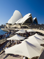 Sydney Opera House, UNESCO World Heritage Site, Sydney, New South Wales, Australia, Pacific 20062029410| 写真素材・ストックフォト・画像・イラスト素材|アマナイメージズ