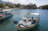 Assos, Kefalonia (Cephalonia), Ionian Islands, Greece, Europe