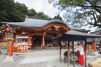 Shinto shrine, Nachi, UNESCO World Heritage Site, Wakayama Prefecture, Honshu, Japan, Asia 20062048553| 写真素材・ストックフォト・画像・イラスト素材|アマナイメージズ