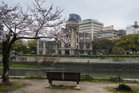 Atomic Bomb Dome (Genbaku Dome), Hiroshima Peace Memorial, UNESCO World Heritage Site, Hiroshima, Japan, Asia 20062095076| 写真素材・ストックフォト・画像・イラスト素材|アマナイメージズ