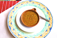 Typical Moroccan Lentil Soup, Tangier, Morocco, North Africa 20088056457| 写真素材・ストックフォト・画像・イラスト素材|アマナイメージズ