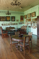Asia, South East Asia, Philippines, Ilocos, Vigan, a room in the Crisologo museum - the traditional colonial era wooden home of 20088064554| 写真素材・ストックフォト・画像・イラスト素材|アマナイメージズ