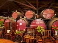 Portugal, Madeira, Funchal, Interior of d'Oliveiras Winery on Rua Dos Ferreiros in Funchal. 20088066482| 写真素材・ストックフォト・画像・イラスト素材|アマナイメージズ