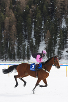 Europe, Switzerland, Graubunden, Engadine, St Moritz in winter, White Turf International Horse Race 20088077886| 写真素材・ストックフォト・画像・イラスト素材|アマナイメージズ
