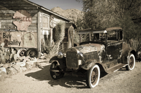 USA, Arizona, Route 66, Hackberry General Store