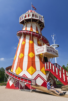 A Helter Skelter ride in the Queen Elizabeth Olympic Park.