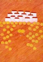 秋イメージ イラスト 22451002192| 写真素材・ストックフォト・画像・イラスト素材|アマナイメージズ