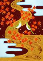 和風イラスト 22451021315| 写真素材・ストックフォト・画像・イラスト素材|アマナイメージズ