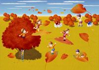 子供・イラスト 22451023444| 写真素材・ストックフォト・画像・イラスト素材|アマナイメージズ