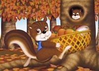 動物・イラスト 22451023528| 写真素材・ストックフォト・画像・イラスト素材|アマナイメージズ
